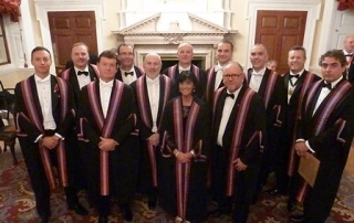 WCoBM installs 12 new Liverymen Copy