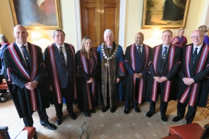 2. New Liverymen installed in April