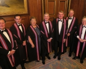 WCoBM welcomes seven new Liverymen (002)