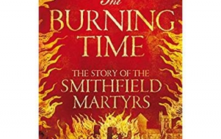 Virginia's new book The Burning Time