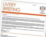 June Livery Briefing