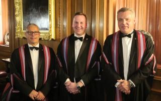 Graeme Barton, Andy Hextall, Gary Gingell
