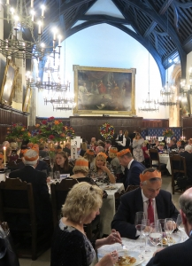 Christmas Carol Service & Supper @ The Tower of London with Supper at Fishmongers' Hall | England | United Kingdom