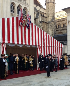 Election of Lord Mayor @ Guildhall