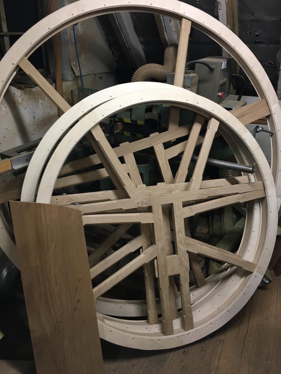 Finely made hardwood frames