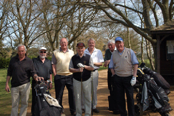Anual Company Golf Day